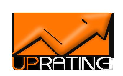 Logo Uprating weiß